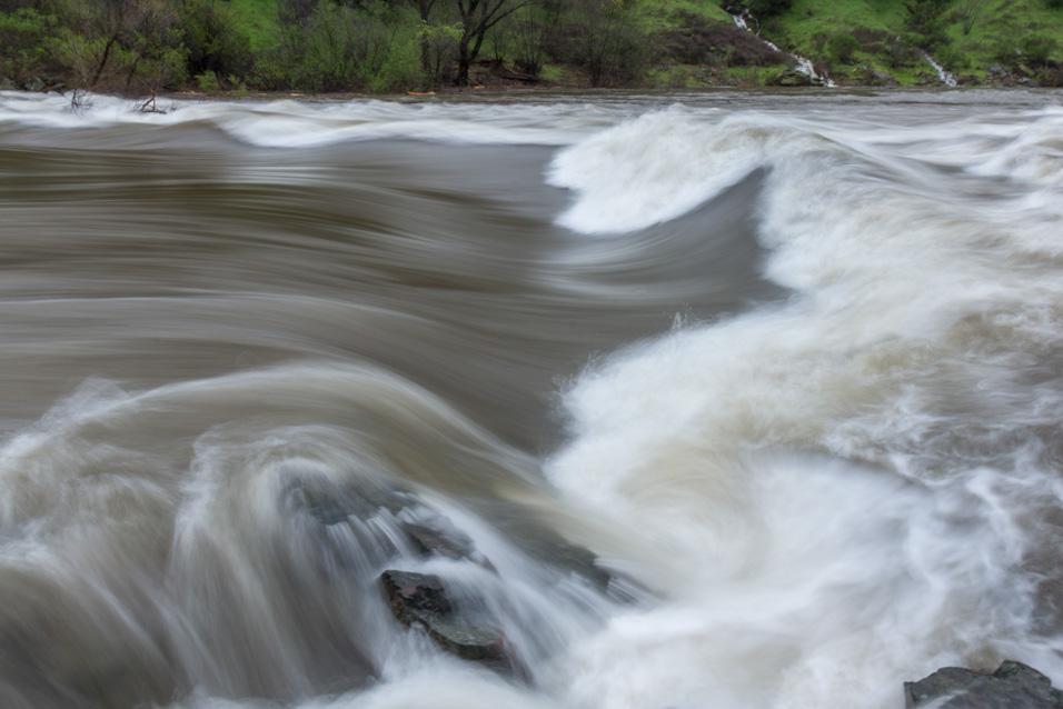 Long exposure of G-Wave, N.F. American River