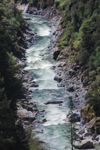 North Fork American River - Chamberlain Falls